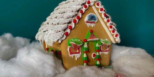 Make Something Saturday: Gingerbread House