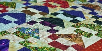 Create a Quilt Block with Helen Fraser, Ages 15+, FREE