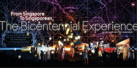 Tampines: The Bicentennial Experience - Dec 17 (Tue) tickets