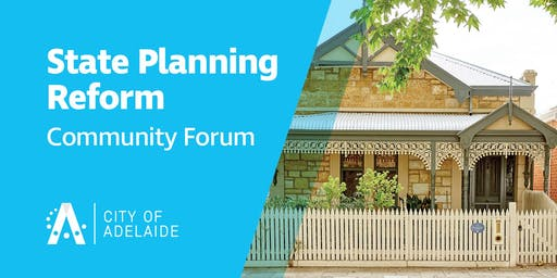 State Planning Reform Community Forum