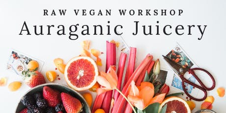 Raw Vegan Workshop tickets