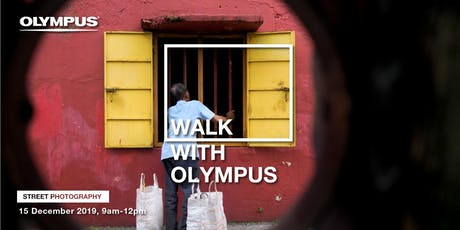 WALK WITH OLYMPUS - STREET PHOTOGRAPHY - PUDU (KL) tickets