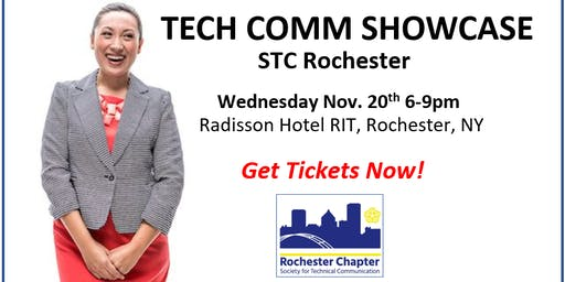 Tech Comm Showcase and Annual Business Meeting - 2019