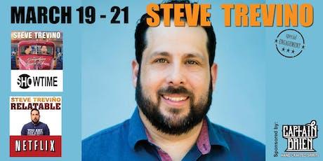 Comedian Steve Trevino Live in Naples, Florida tickets