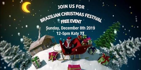 Brazilian Christmas Festival tickets