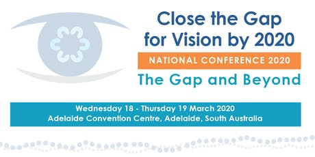 Close the Gap for Vision by 2020: National Conference 2020 tickets