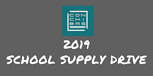 2019 School Supply Drive: Tagba-o Elementary School