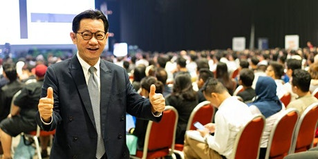 FREE Property Investing Secrets By Dr. Patrick Liew, CEO & Chairman of HSR Global Ltd tickets