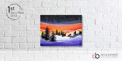 Sip & Paint Night : Winter Night