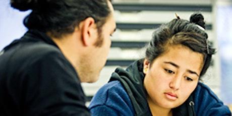 Kia eke ki te taumata – Success for Māori in tertiary education | Wellington tickets