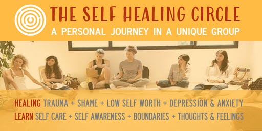The  Self Healing Circle - A Personal Journey in a Unique Group