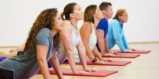 FREE Pilates Class
