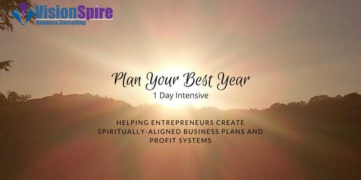 Plan Your Best Year - 1 day Intensive