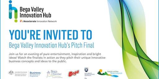 Bega Valley Innovation Hub Pitch Final