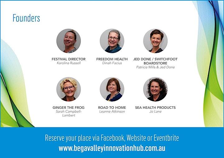 Bega Valley Innovation Hub Pitch Final image
