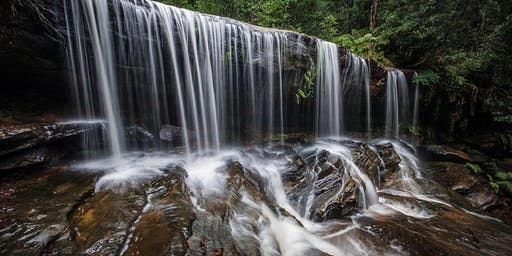 Canon Collective - Waterfalls Workshop