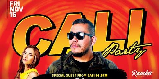 CALI PARTY with DJ SANTAROSA (CALI 93.9FM)