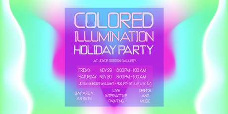 Colored Illumination tickets