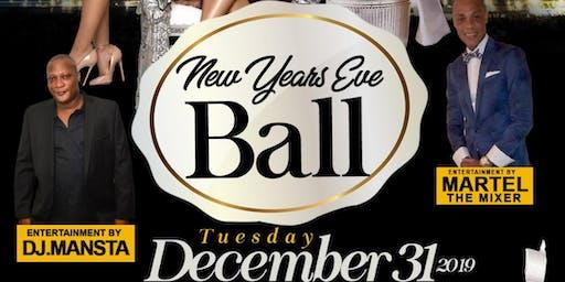 Caribbean New Years Eve Ball in Palm Beach