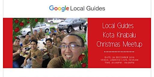 Kota Kinabalu Local Guides  Christmas Meetup