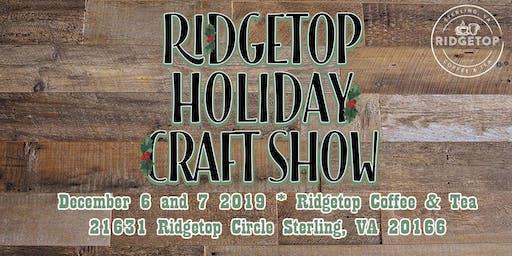 Ridgetop Holiday Craft Show 2019