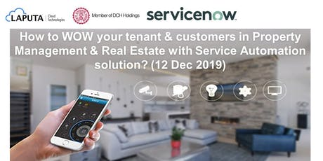 How to WOW your tenant & customers in Property Management & Real Estate? tickets