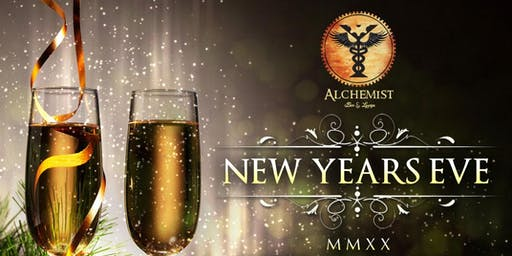 Alchemist New Year's Eve 2020