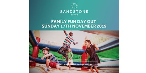 An Afternoon Family Fun by Sandstone Ridge