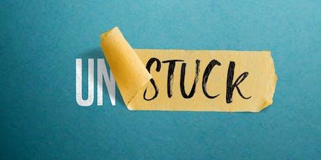 GET UNSTUCK FINANCIALLY CREDIT CHALLENGES / DEBTS\ON CHEXSYSTEMS tickets