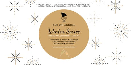 NCBWDC 4th Annual Winter Soiree tickets