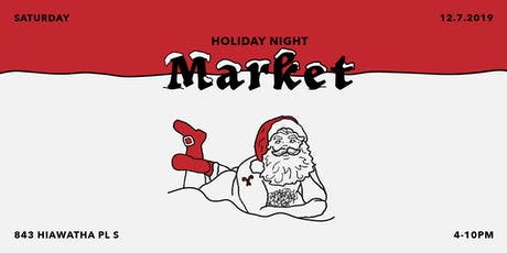 Holiday Night Market tickets