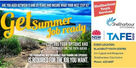 Get Summer Job Ready tickets