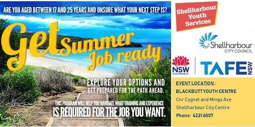 Get Summer Job Ready