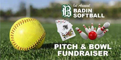 1st Annual Badin Softball Pitch & Bowl Fundraiser tickets