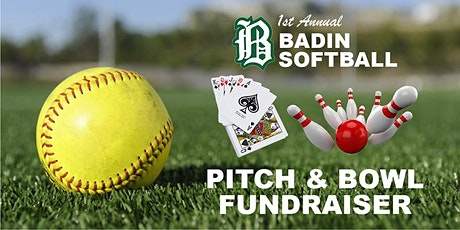 1st Annual Badin Softball Pitch & Bowl Fundraiser tickets