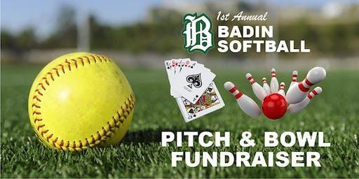 1st Annual Badin Softball Pitch & Bowl Fundraiser