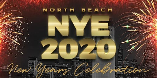 North Beach NYE 2020 - SF's ONLY Premium  FREE w/ RSVP  New Years Event!