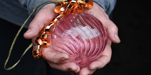Blow your own glass bauble