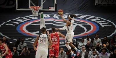 Vivez pleinement l'Expérience Paris Basketball
