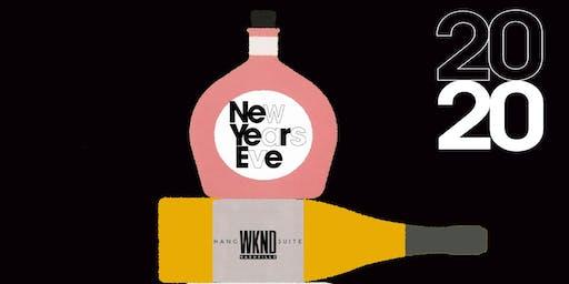 Moet & Chandon presents NYE @ WKND [Nashville]