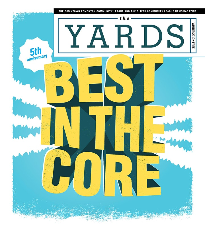 The Yards Winter Launch Party image