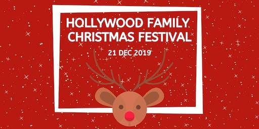 Hollywood Family Christmas Festival