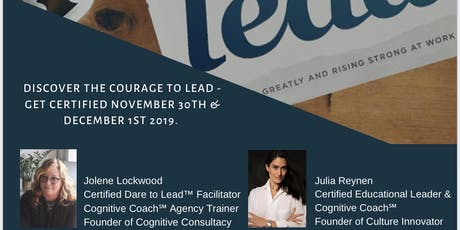 Dare to Lead™ Training tickets