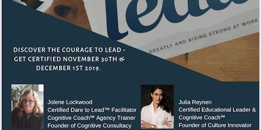 Dare to Lead™ Training
