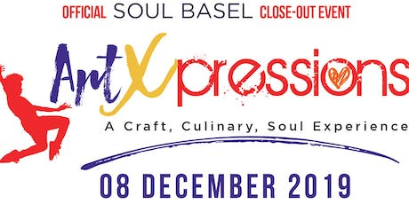 Art Xpressions , A Craft, Culinary, Soul Experience feat Illustrator Ofilli tickets