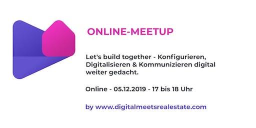 Let's build together - Konfigurieren, Digitalisieren & Kommunizieren