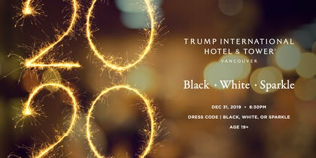 New Year's Eve 2020: Black, White, Sparkle tickets