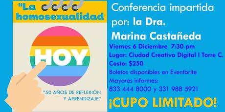 La homosexualidad hoy. 50 años de reflexión y aprendizaje -Marina Castañeda boletos