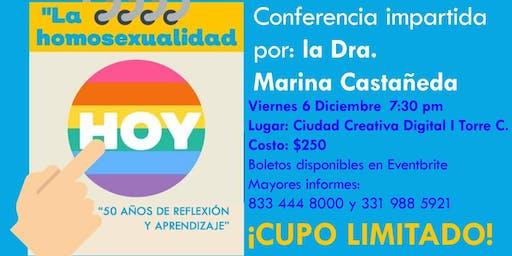 La homosexualidad hoy. 50 años de reflexión y aprendizaje -Marina Castañeda