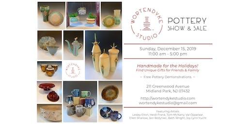 Wortendyke Studio Holiday Pottery Show & Sale